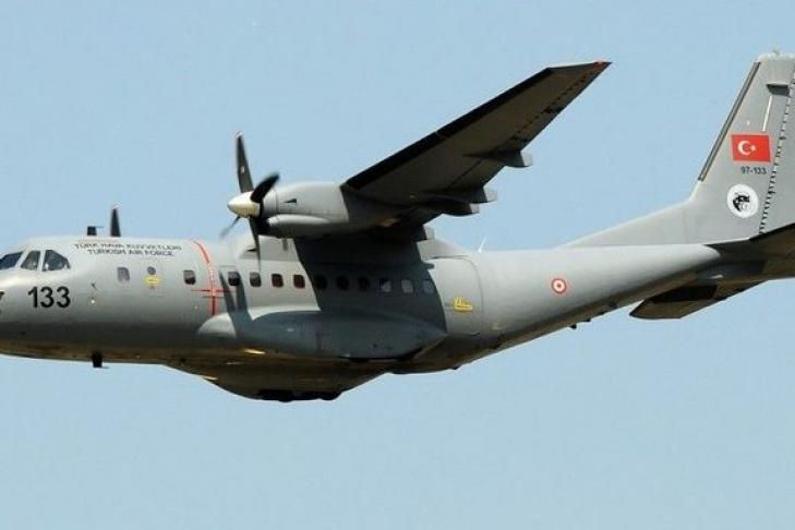 ВТурции разбился самолет ВВС