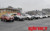 В Украине начинают в июне продавать автоконфискат
