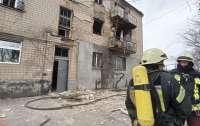 В жилом доме взорвался газ, пострадали люди (фото)
