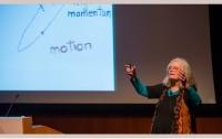 Впервые в истории престижную награду в области математики получила женщина