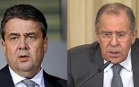Перемирие на Донбассе обсудили по телефону главы МИД ФРГ и РФ