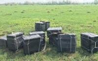 На границе с Польшей остановили две группы контрабандистов