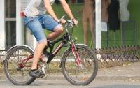 В Киеве задержали грабителя-велосипедиста