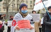 ФОПы пришли спросить у власти о том, почему они хуже олигархов (видео)