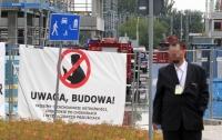 В Польше погиб украинский рабочий
