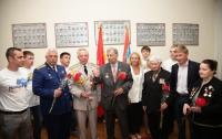 «Молодые регионы» обеспечили праздничное настроение ветеранам перед Днем Великой Победы