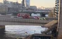 Из-за стрельбы на мосту в Лондоне паника