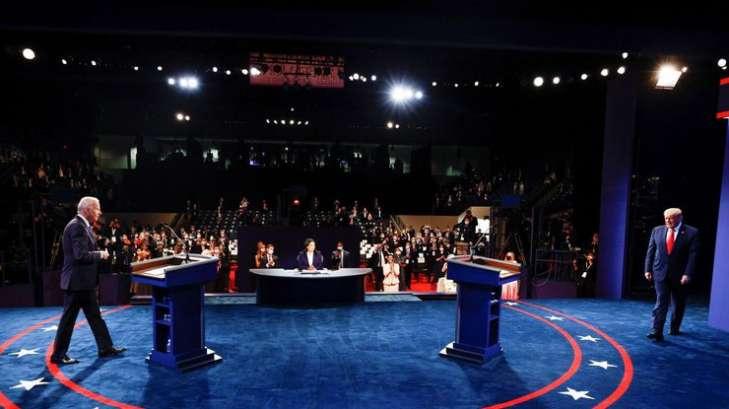 Байден потратил нателерекламу самую крупную сумму  вистории президентских выборов