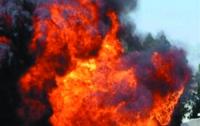 В США на заводе произошел мощный взрыв