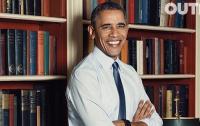 Издание для секс-меньшинств признало Обаму
