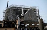 Парламент Франции принял закон о реставрации сгоревшего Нотр-Дама