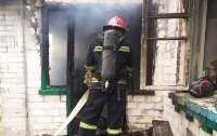 В Кировоградской области погибли дети при пожаре