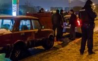 Полицейские Днепра остановили вооруженного водителя