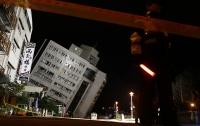 Землетрясение на Тайване: количество погибших растет