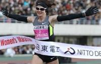 Украинская марафонка побеждает в Осаке