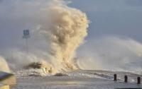 Францию накрыл сильнейший шторм