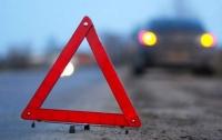 Жуткая авария в Киеве: автомобиль несколько раз перевернулся в воздухе