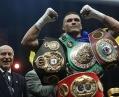 Александр Усик стал одним из лучших боксеров в истории