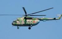 В Чечне разбился российский вертолет МИ-8