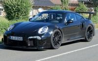 Экстремальный Porsche 911 лишат механической КПП