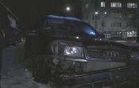 Со стрельбой и тараном: полицейские экстремально ловили наглого водителя