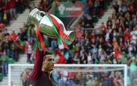Роналду назвал свой главный трофей в карьере