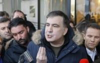 Саакашвили выдворили в Польшу