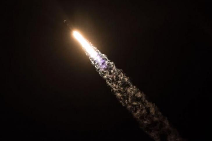 Илон Маск провёл тестирования Falcon Heavy