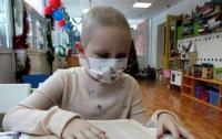 Рак в Украине: количество больных детей резко возросло