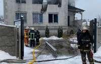 По факту пожара в доме престарелых открыто уголовное делро