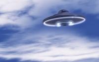 В небе над Ташкентом заметили НЛО (видео)
