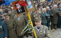 Львовский облсовет выделил миллион гривен ветеранам УПА