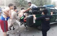 Жертвами двойного взрыва в Кабуле стали более 20 гражданских
