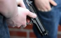 В Днепре мужчина устроил стрельбу посреди улицы
