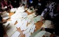 ЦВК: 99,4 % ДВК завершили підрахунок голосів виборців на місцевих виборах 25 жовтня 2020 року