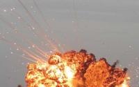 В центре Белграда взорвали бомбу весом  в полтонны