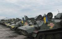Под Харьковом бронемашина насмерть раздавила военного