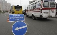 ДТП на Днепропетровщине: автобус сбил школьника
