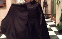 Орбакайте показала Галкина в костюме Бэтмена (ФОТО)