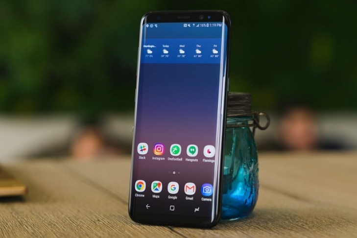 eb7b8483ded90 Samsung представила недорогой смартфон Galaxy S8 Lite