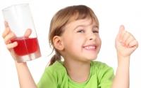 Фруктовые соки опасны для детей