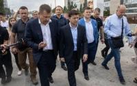Мэр украинского мегаполиса решил поспорить на свою карьеру