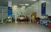 Работник СТО в Киеве угнал оставленное на ремонте авто