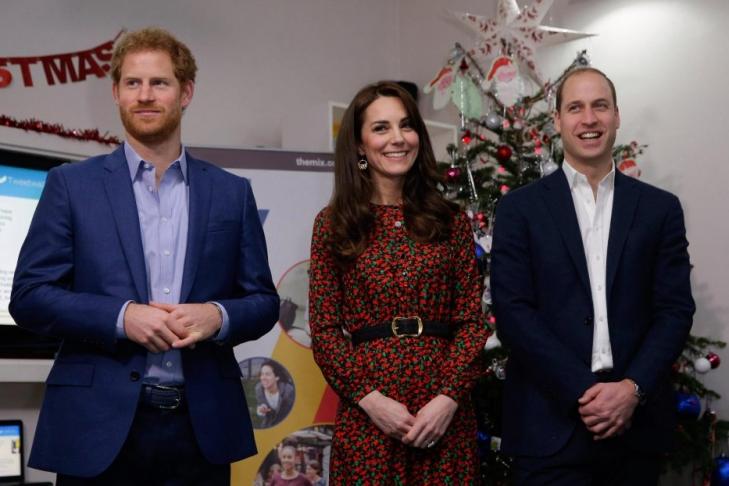 Принц Гарри познакомил возлюбленную сКейт Миддлтон