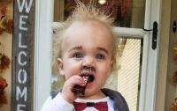 Девочка с генетической мутацией стала
