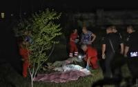 В Одессе произошел крупный пожар: много погибших (видео)