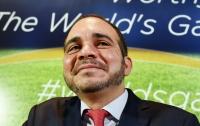 Выборы главы ФИФА. Принц Али опубликовал предвыборную программу