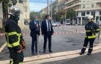 В Ницце на людей возле церкви напали с ножом, есть жертвы