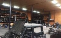 Правоохранители разоблачили группировку угонщиков престижных авто