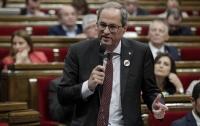 Глава Каталонии обещает новый референдум